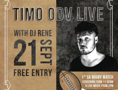 Timo ODV live hosted by Tiger's Milk & La Parada Century City