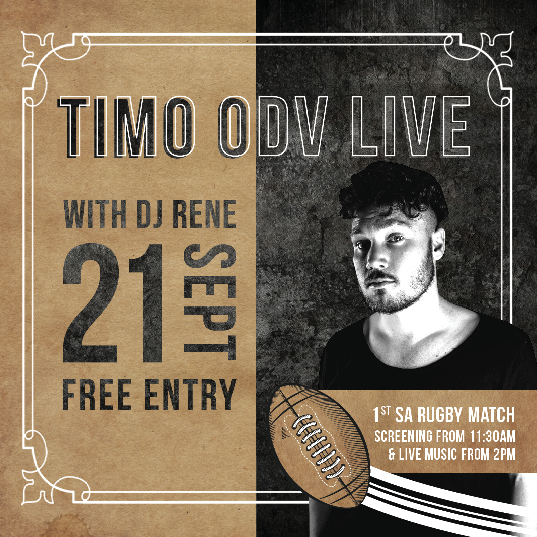 Timo ODV live hosted by Tiger's Milk & La Parada Century City 1