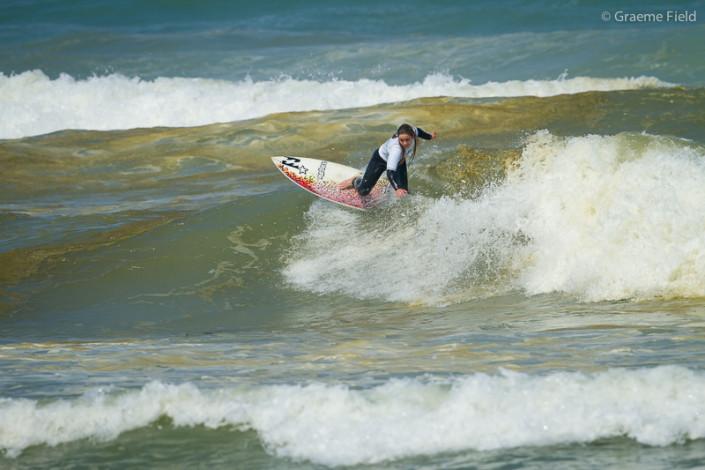 Gina Smith, Varsity Surfing winner